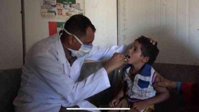 صورة عيادات الهلال الأحمر الإماراتي تواصل تقديم خدماتها لسكان الساحل الغربي