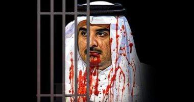 صورة قطر الجانب المظلم.. فيلم وثائقى يكشف جرائم تميم ودعمه للإرهاب.. فيديو