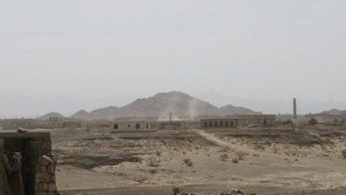 صورة مليشيا الحوثي تسيطر على مواقع استراتيجية بالقرب من معسكر ماس في مأرب