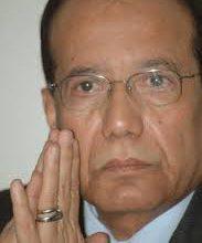 """صورة وفاة رئيس الوزراء اليمني الاسبق """"عبدالقادر باجمال"""""""