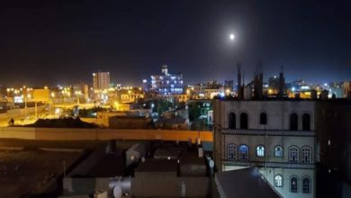 صورة مليشيات الحوثي تستهدف مدينة مأرب بثلاثة صواريخ بالستية وطائرات مُسيرة