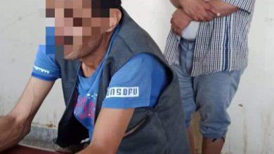 صورة في عملية أمنية.. شرطة كريتر تلقي القبض على حوثيين في صيرة