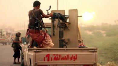 صورة الحديدة.. القوات المشتركة تكبد مليشيا الحوثي خسائر فادحة في حيس