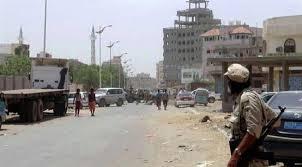 صورة بعد ساعات من ارتكاب الجريمة..  القبض على متهمين بقتل شاب في العاصمة عدن