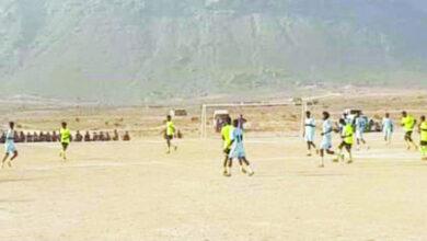 صورة الإمارات تواصل دعم الأنشطة الرياضية في سقطرى