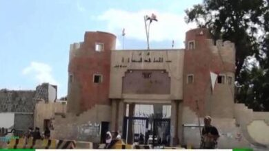 صورة أمن عدن يتعهد بضبط كل من تسول له نفسه محاولة اقلاق السكينة العامة في العاصمة عدن