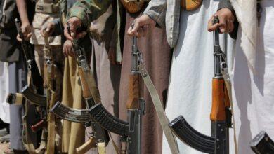 صورة ميليشيا الحوثي تحول عرسا إلى مأتم في صنعاء
