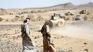 صورة #البيضاء.. مصرع عدد من مليشيا الحوثي في مديرية الزاهر