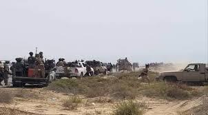 صورة مليشيا #الإخوان الإرهابية تجدد تصعيدها في #أبين وتقصف موقع #القوات_الجنوبية
