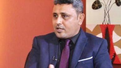 صورة اليافعي: حزب الإصلاح المسؤول الأول عما لحق بالجنوب منذ عام 1994م