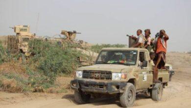 صورة القوات المشتركة تكبد مليشيا الحوثي خسائر فادحة في الدريهمي