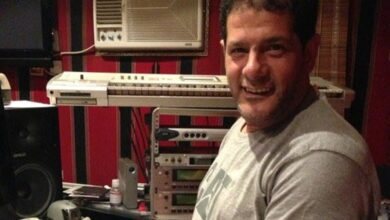 صورة وفاة الموسيقار المصري طارق عاكف