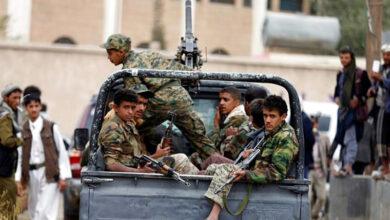 صورة تجدد الاشتباكات بين أجنحة مليشيا الحوثي في صنعاء