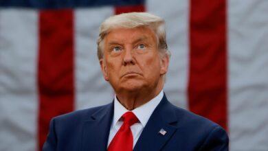 صورة هل يمكن عزل ترامب أو حرمانه من العمل السياسي؟