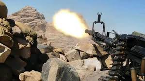 صورة مصرع وجرح عدد من عناصر مليشيا #الحوثي في قطاع #الفاخر  بـ #الضالع