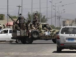 صورة #مليشيا_الحوثي تفجر مفاجأة : الآلاف من جنود #الشرعية يدينون بالولاء لنا