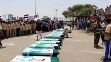 صورة مليشيا الحوثي تُقر بمصرع 20 قيادياً ينتحلون رتباً عسكرية رفيعة