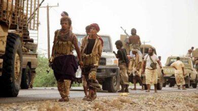 صورة القوات المشتركة تكسر هجوماً لمليشيا الحوثي على حيس وتكبدها خسائر فادحة
