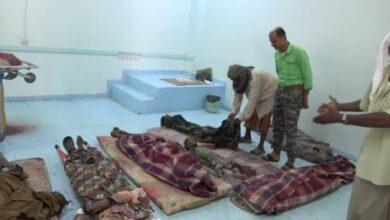 صورة #الحديدة.. ارتفاع عدد ضحايا القصف #الحوثي على منازل المدنيين في قرية #الفازة إلى 18 مدنيا