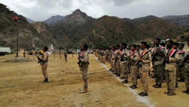 """صورة تحرك القوات الجنوبية يجبر مليشيا الإخوان على نقل مسرح عمليات محور """"طور الباحة """""""