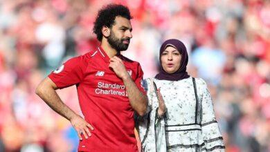 صورة إصابة زوجة محمد صلاح بفيروس كورونا
