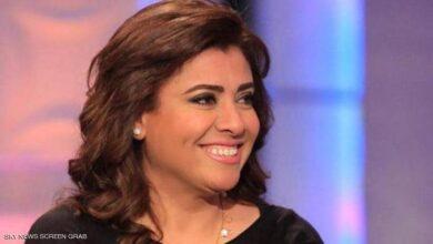 صورة الممثلة المصرية نشوى مصطفى تعلن إصابتها بكورونا