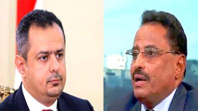 صورة الحكومة اليمنية تخاطب النائب العام للتحقيق في اساءات واكاذيب الجبواني