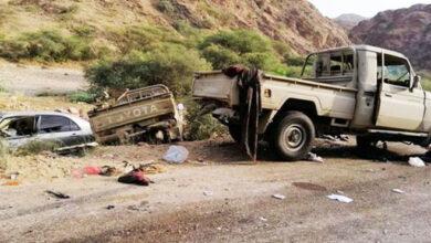 صورة #أبين.. قتلى وجرحى في كمين استهدف تعزيزات لمليشيا #الإخوان الإرهابية في #المحفد