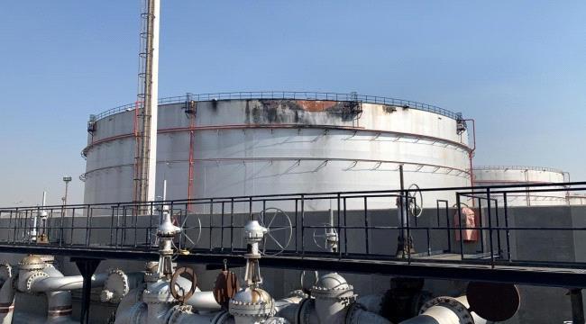 """صورة شركة """"أرامكو"""" تكشف عن أضرار هجوم الحوثيين على منشأة نفطية بجدة"""