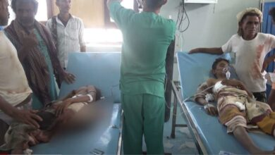 صورة #الحديدة.. إصابة طفلين بانفجار مقذوف حوثي في محوت بالخوخة