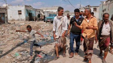 صورة #عدن.. مأمور دار سعد يمهل المسؤولين أسبوعان لحل مشكلة المجاري بحي #البساتين