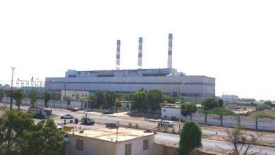 صورة خروج منظومة #الكهرباء في #العاصمة_عدن عن الخدمة  بسبب عطب احد الكيبلات
