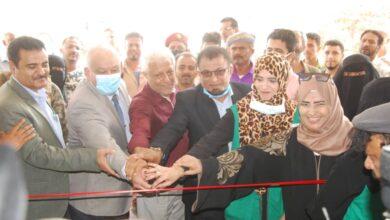 صورة #عدن.. بتمويل بازرعة مؤسسة أنا طبيب أنا أستطيع تدشن المخيم الجراحي الأول