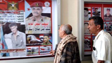 صورة رئيس انتقالي #الضالع يزور متحف المحافظة