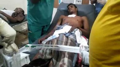 صورة سقوط شهداء وجرحى في انفجار عبوة ناسفة زرعتها مليشيا الحوثي بالحديدة
