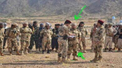 صورة نقطة دوفس تضبط قائد عسكري إخواني كبير حاول الدخول العاصمة عدن متخفيا
