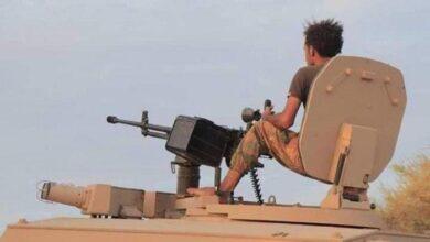 صورة أبين .. القوات الجنوبية تكبد مليشيا الإخوان خسائر كبيرة في العتاد والأرواح