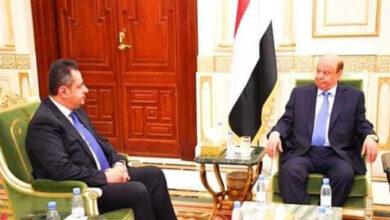 """صورة بعد أن شارف تنفيذ الشق العسكري لـ """"اتفاق الرياض"""" على الانتهاء.. توقعات بإعلان الحكومة الجديدة خلال الساعات القادمة"""
