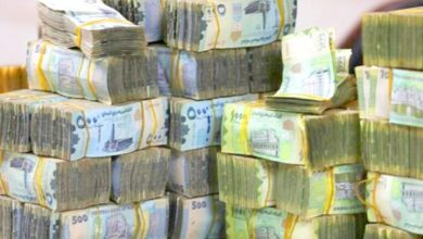 صورة بعد أيام من إعلان تشكيل الحكومة .. الريال يشهد تحسناً ملحوظاً أمام العملات الأجنبية
