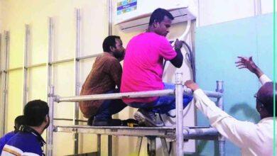 صورة خليفة الإنسانية تواصل دعم وتطوير قطاع الصحة في سقطرى