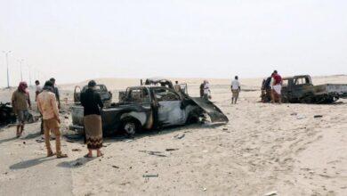"""صورة الإخوان والقاعدة وداعش.. الإرهاب """"يتحالف"""" ضد القوات الجنوبية في أبين"""