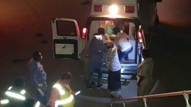 صورة سقطرى.. نقل حالات مرضية حرجة للعلاج في الإمارات على نفقة مؤسسة خليفة بن زايد