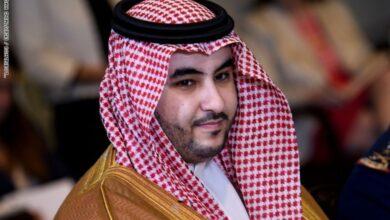 صورة خالد بن سلمان: اتفاق الرياض تجاوز كل الصعوبات بجهود التحالف والاستجابة الفاعلة من المجلس الانتقالي والحكومة اليمنية