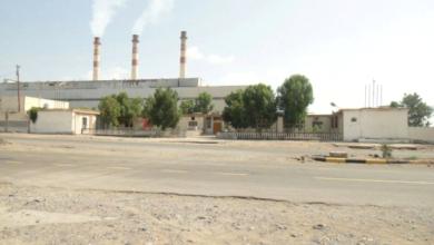 صورة عمل تخريبي يتسبب بخروج منظومة الكهرباء في العاصمة عدن عن العمل