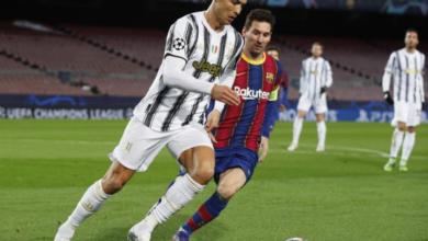 صورة رونالدو يرد اعتبار يوفنتوس أمام برشلونة بفوز ثمين