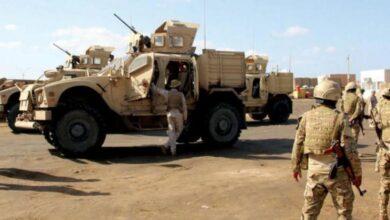 صورة التحالف: تنفيذ الشق العسكري شارف على الانتهاء