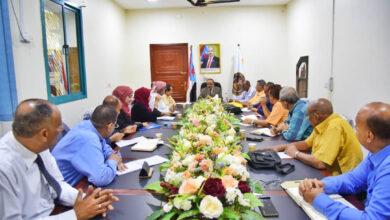 صورة #عدن.. اللجنة الاقتصادية العُليا بالانتقالي تطالب بسرعة إعادة نشاط المصافي