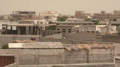 صورة #مليشيا_الحوثي تجدد إنتهاكاتها للهدنة الأممية بإستهداف الأحياء السكنية في #التحيتا