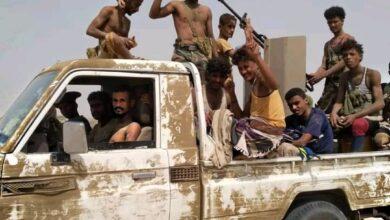 صورة أبطال اللواء العاشر صاعقة : صامدون في جبهات محور #أبين ومنتظرون توجيهات القيادة الجنوبية لاجتثاث #الإرهاب