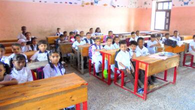 صورة وزارة التربية والتعليم بعدن تنفي خبر تعليق دراسة الفصل الثاني